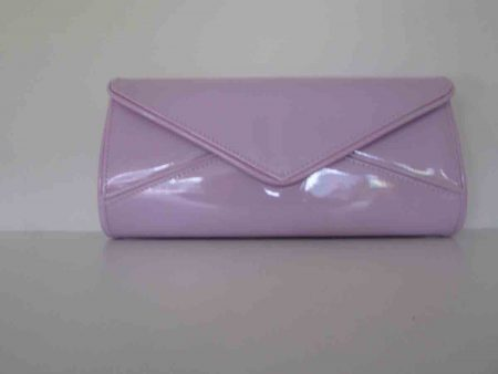 Patent bag in lilac