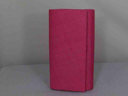 Simanay clutch bag hot pink