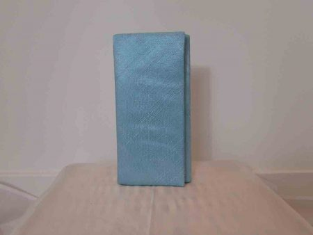 Simanay clutch bag baby blue