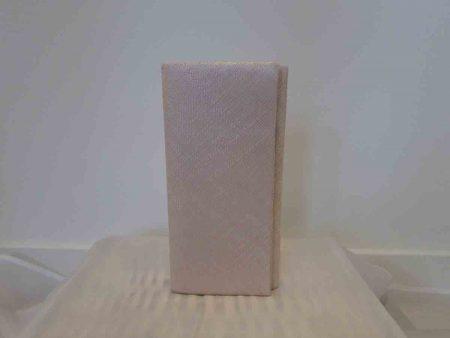 Simanay clutch bag ice pink
