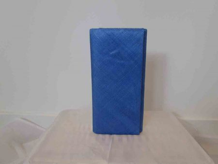 Simanay clutch bag new blue