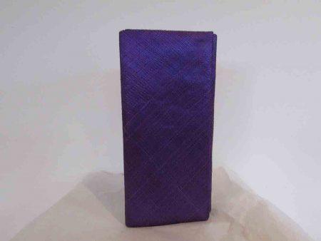 Simanay clutch bag majesty purple